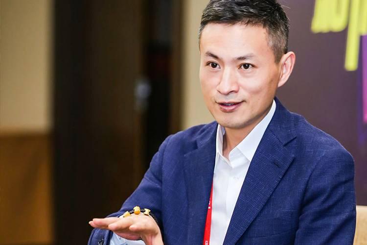 红星美凯龙家居集团总裁李斌—2017新商业峰会采访间