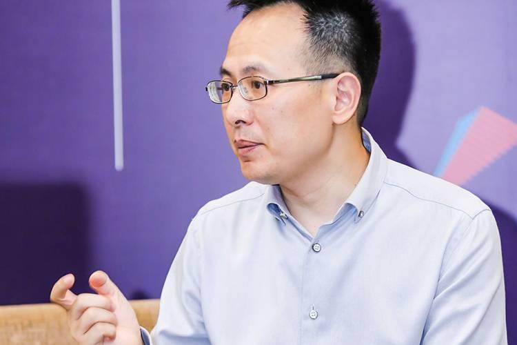 齊家網創始人兼CEO鄧華金—2017新商業峰會采訪間
