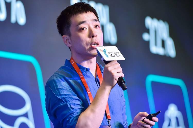 更美创始人兼CEO刘迪—2017新商业峰会