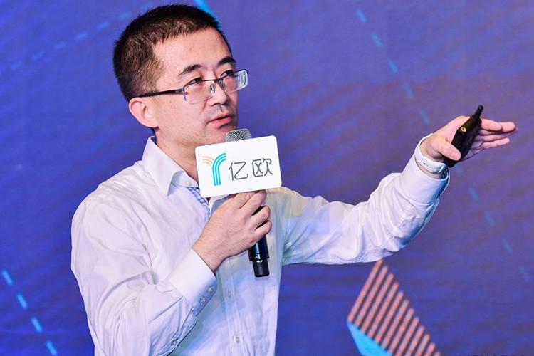 大众点评联合创始人龙伟—2017新商业峰会