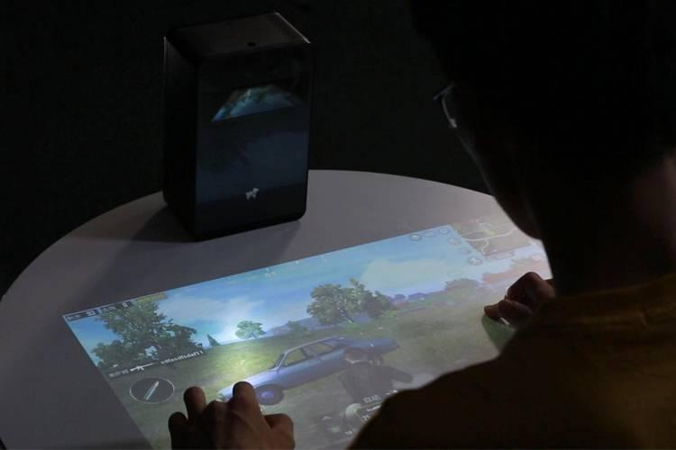 能把任何平面都能变成屏幕,国产新神器