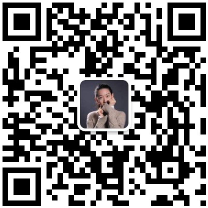杜晓彤的微信二维码