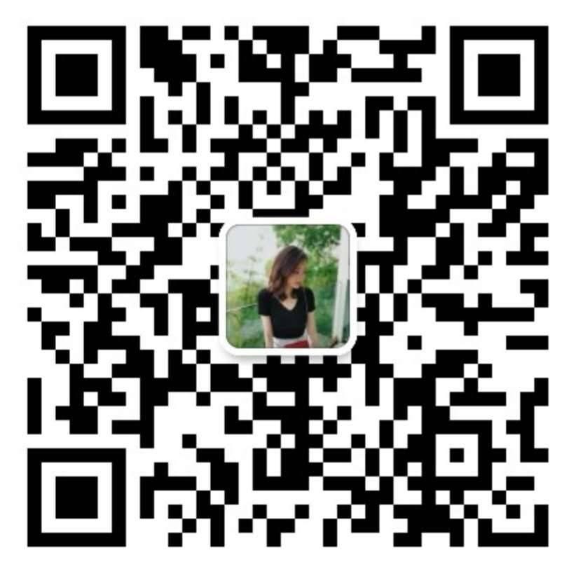 韋虹岑的微信二維碼