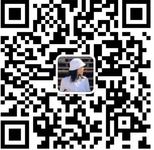 張曉玲的微信二維碼