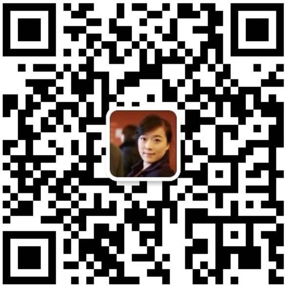 李凤娜的微信二维码