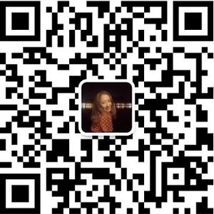 趙佳雯的微信二維碼
