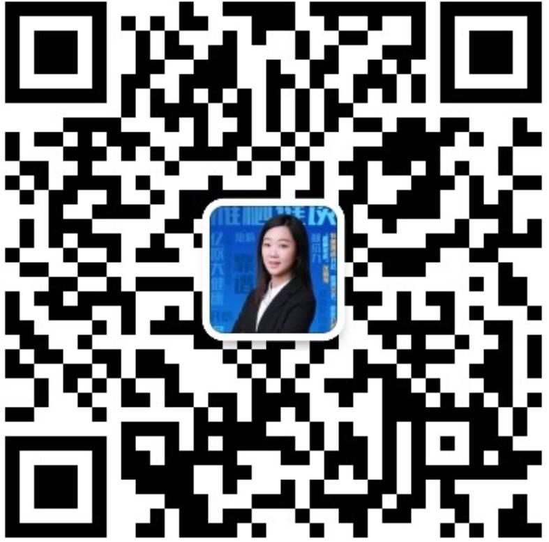吴慧玲的微信二维码