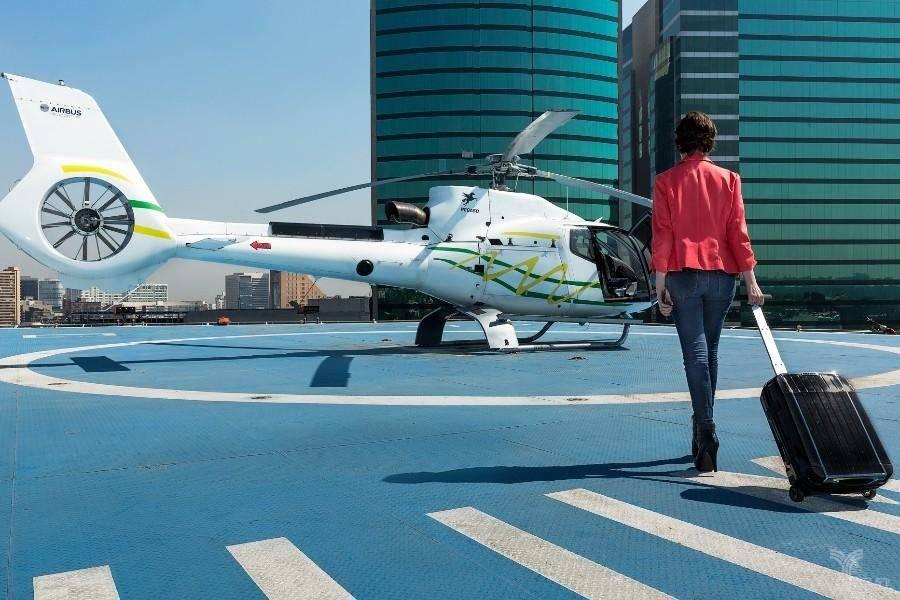 """打""""飞滴""""将成现实,空客将打造直升机版网约车"""