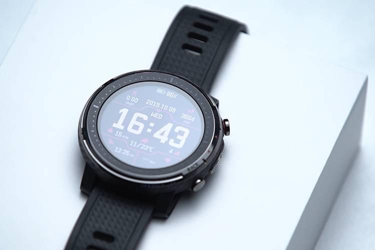 华米智能运动手表3:把手表使用功能交还给用户自己