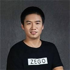 蒋宁波 联合创始人兼前台技术负责人