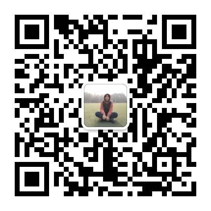 张晗的微信二维码