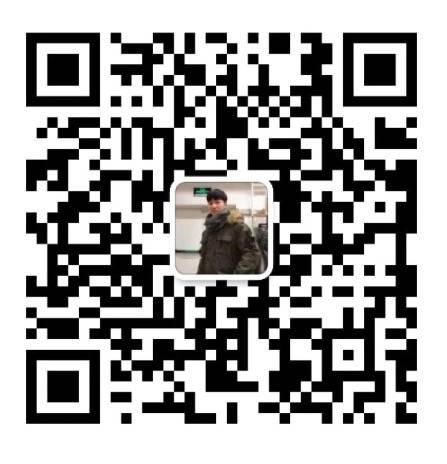 朱国成的微信二维码