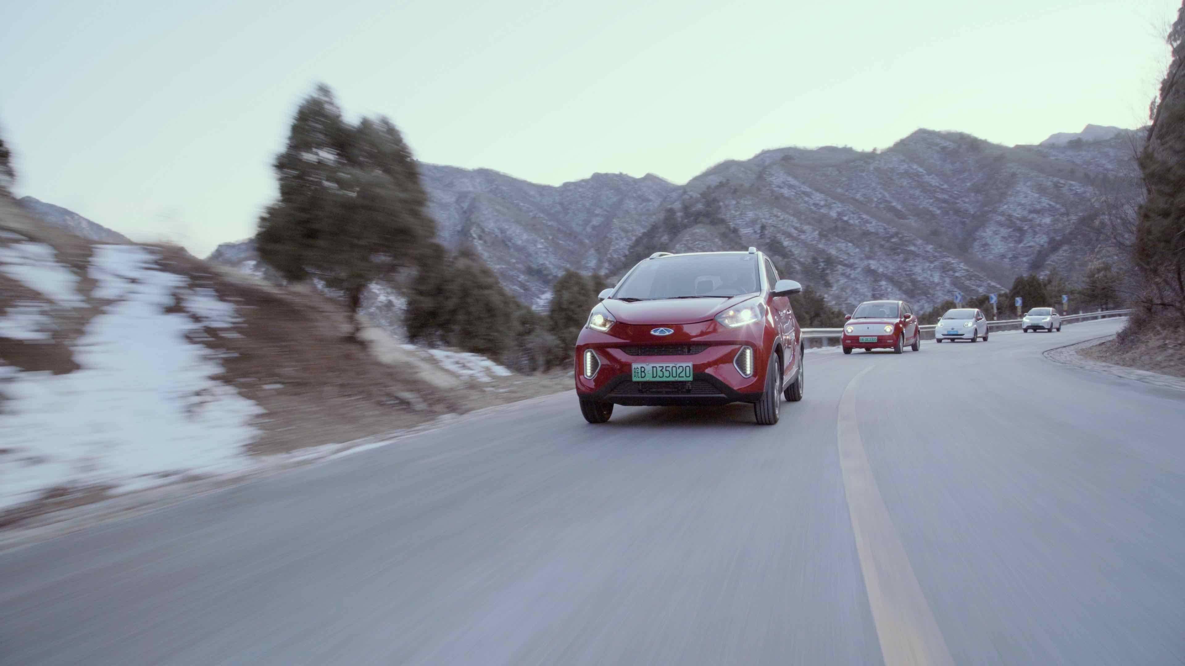 电动汽车横评:欧拉R1、奇瑞eQ1、比亚迪e1、新特