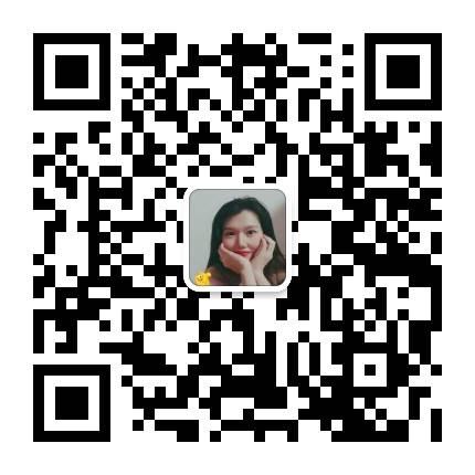 王鑫的微信二维码