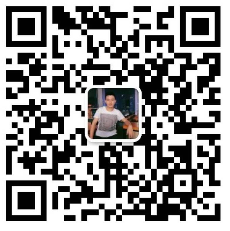 朱超的微信二维码