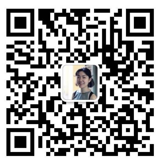 杨喆的微信二维码