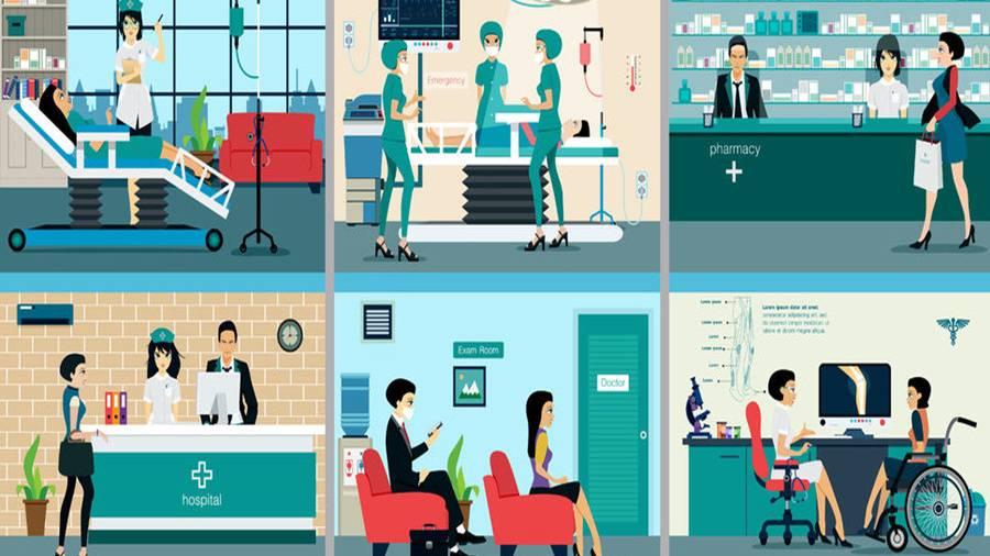 2018中国非公医疗行业研究报告——五大主体发展洞察
