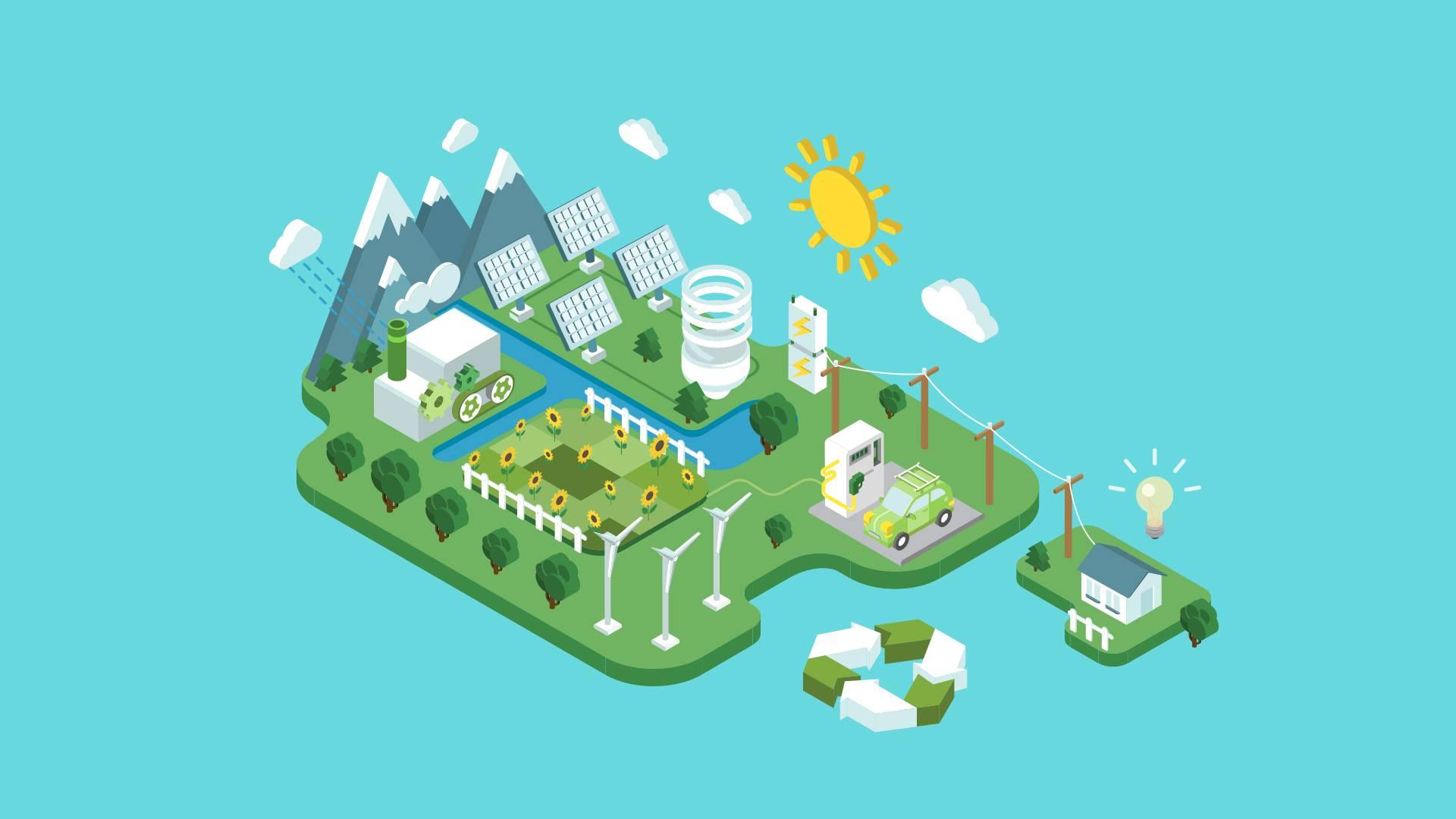 2018中国绿色经济发展之路研究报告——从理论到实践